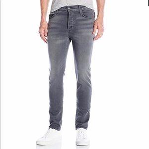 Hudson Jeans Men's Sartor Slouchy Skinny 31/27